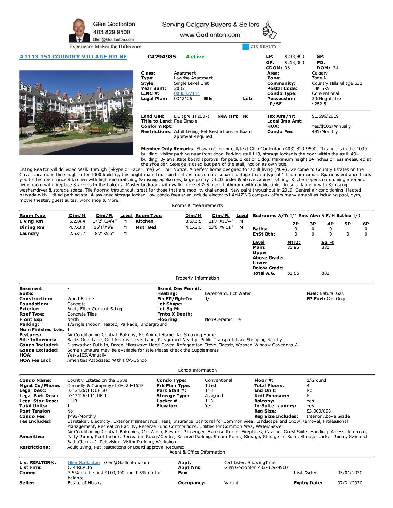 Active MLS 1012 16A St $414,900