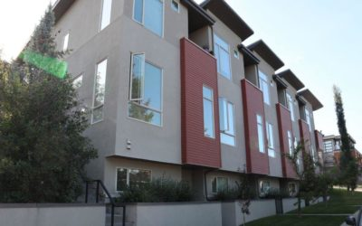 First Time Home Buyer Inner City Townhouses