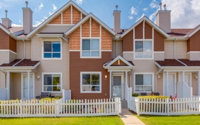 First Time Home Buyer NW Calgary Townhouses